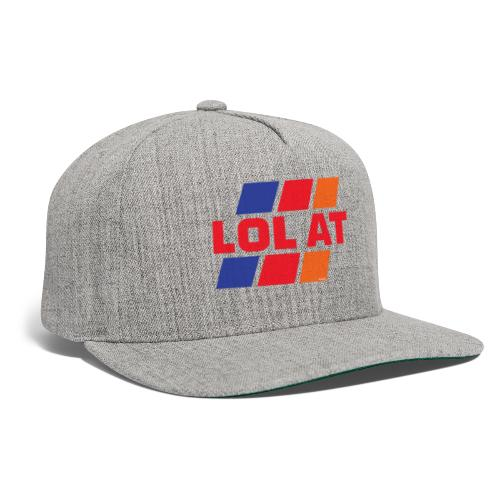 LOL AT Retro Stripes - Snapback Baseball Cap