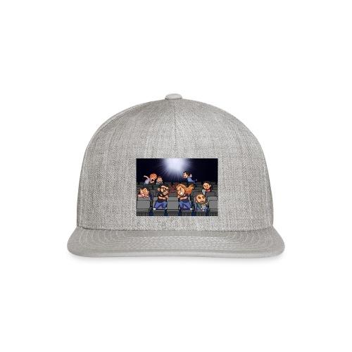 A Night at the Movies - Snap-back Baseball Cap