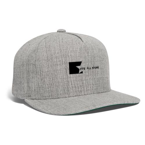 Its All Store logo - Snapback Baseball Cap