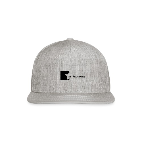 Its All Store logo - Snap-back Baseball Cap