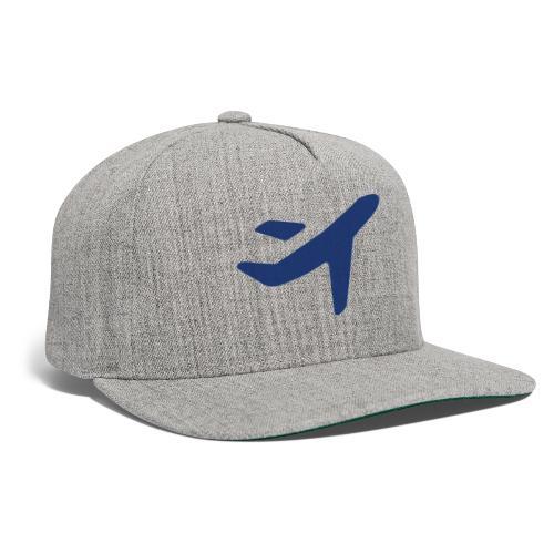Plane Solo Jess Travel - Snapback Baseball Cap