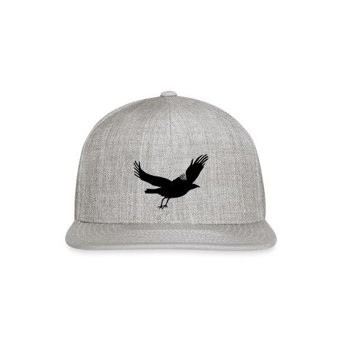 Crow - Snap-back Baseball Cap