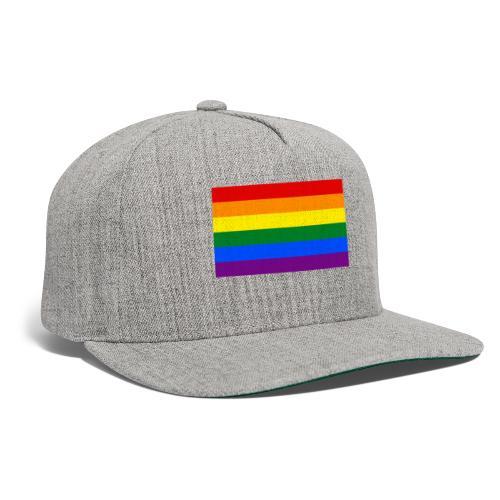 LGBT pride clothes - Snapback Baseball Cap