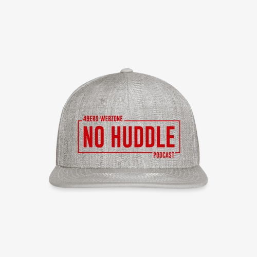 No Huddle Podcast - Snapback Baseball Cap