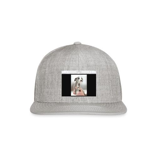 Whippet - Snapback Baseball Cap