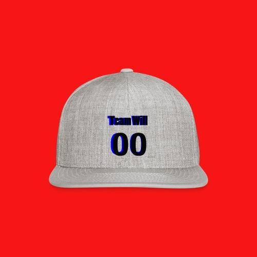 Team Will - Snapback Baseball Cap