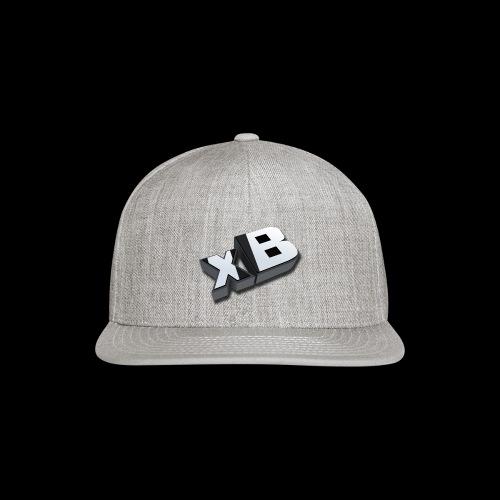 xB Logo - Snapback Baseball Cap