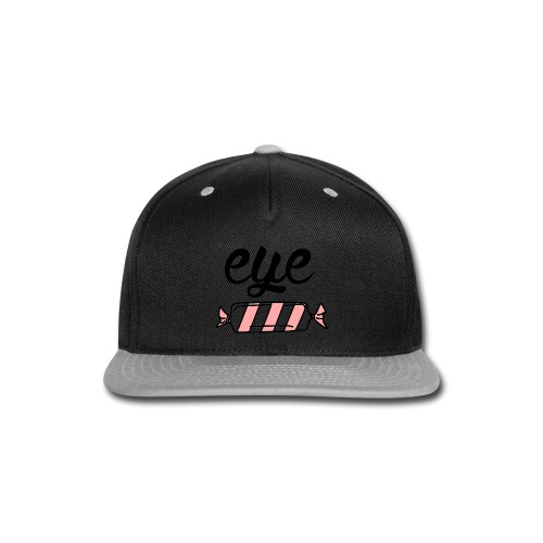 Eye Candy - Snap-back Baseball Cap
