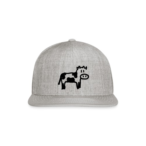 Cow - Snap-back Baseball Cap