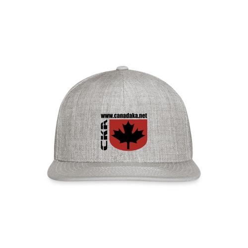 CKA Back 2 - Snap-back Baseball Cap