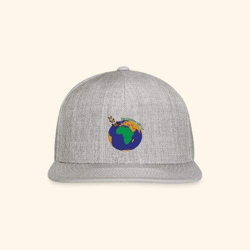 The CG137 logo - Snapback Baseball Cap