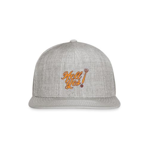 Hell Yes - Snap-back Baseball Cap