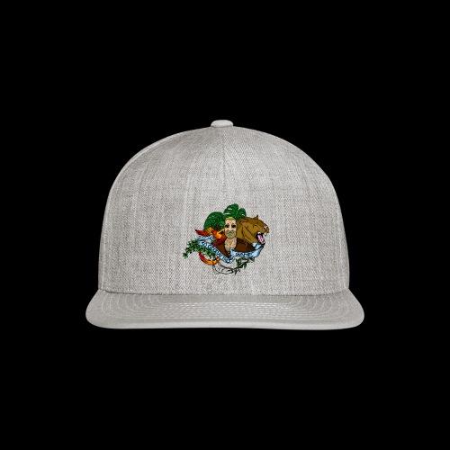 xB ARK (Tattoo Style) - Snapback Baseball Cap