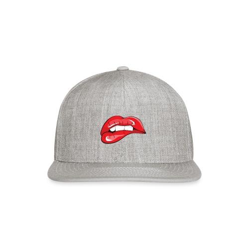 LIP BIT - Snap-back Baseball Cap