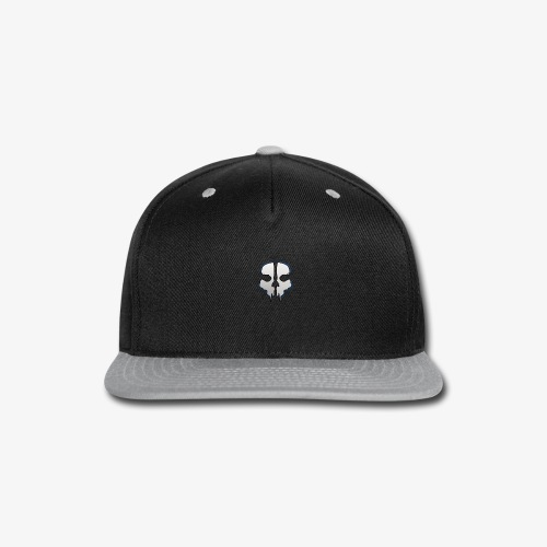 ghosts - Snap-back Baseball Cap