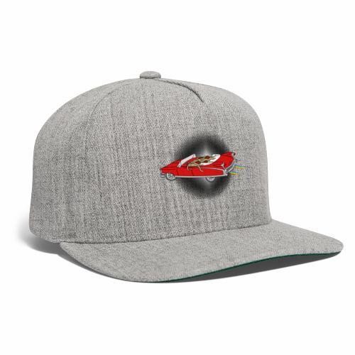 halleyscomet - Snapback Baseball Cap