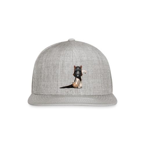 Captain Kitty - Snapback Baseball Cap
