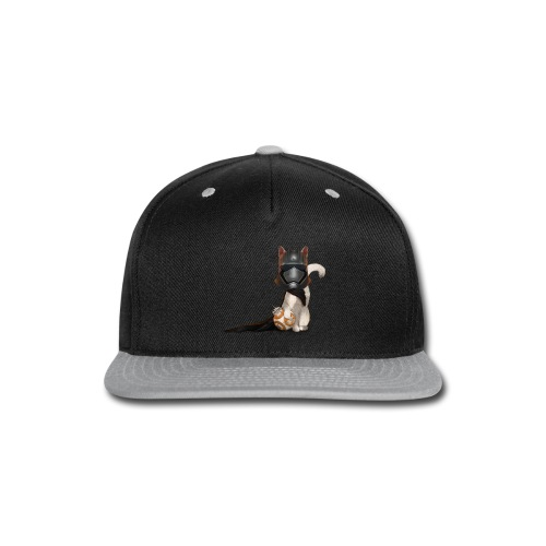 Captain Kitty - Snap-back Baseball Cap
