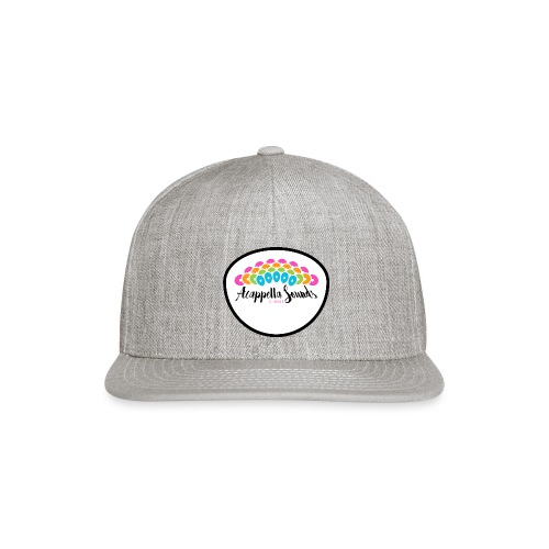 crest - Snapback Baseball Cap