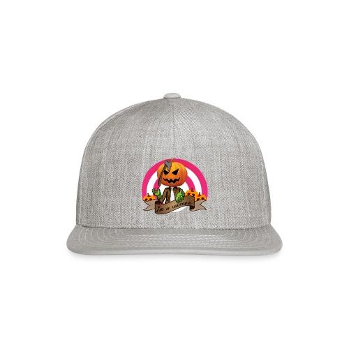 I'm A Unicorn Halloween - Snap-back Baseball Cap
