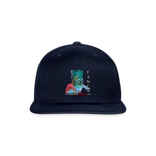 Fancy Hat Emote - Snapback Baseball Cap
