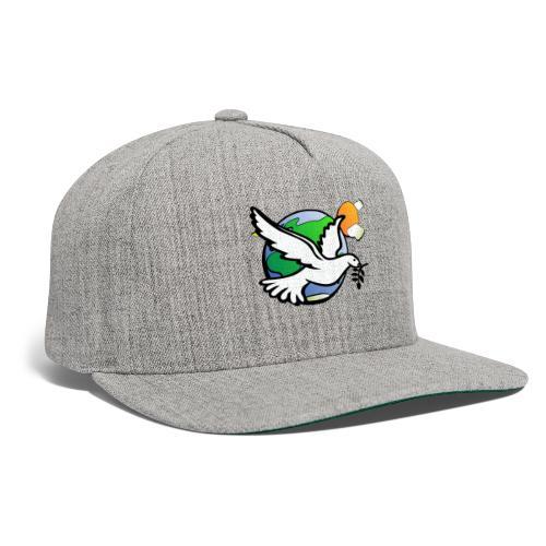 We Need Peace - Snapback Baseball Cap