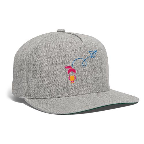 PreFlight Aviation Camp - Snapback Baseball Cap