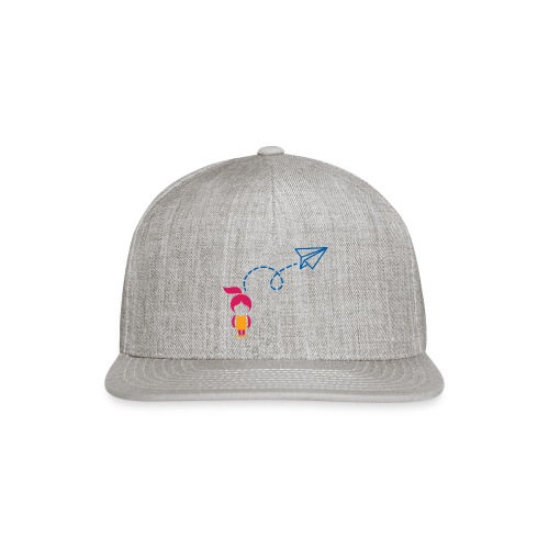 PreFlight Aviation Camp - Snapback Baseball Cap