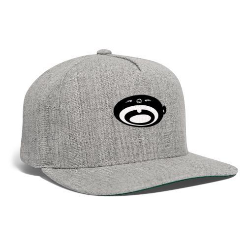 Yell dark version - Snapback Baseball Cap