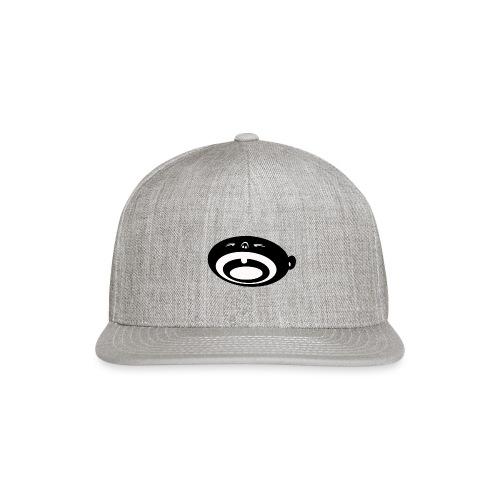Yell dark version - Snap-back Baseball Cap