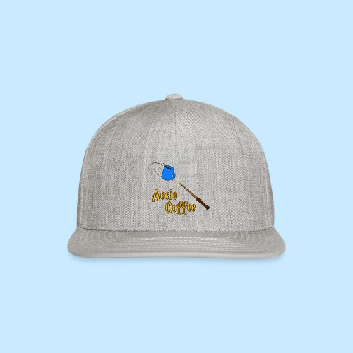 Accio Coffee - Snap-back Baseball Cap