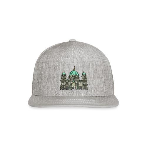Berlin Cathedral - Snapback Baseball Cap