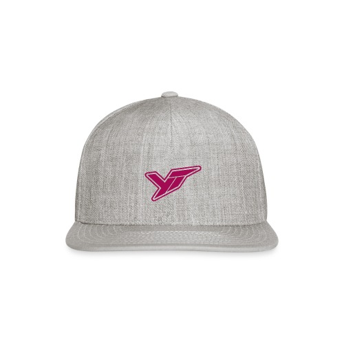 YT Industries logo - Snapback Baseball Cap