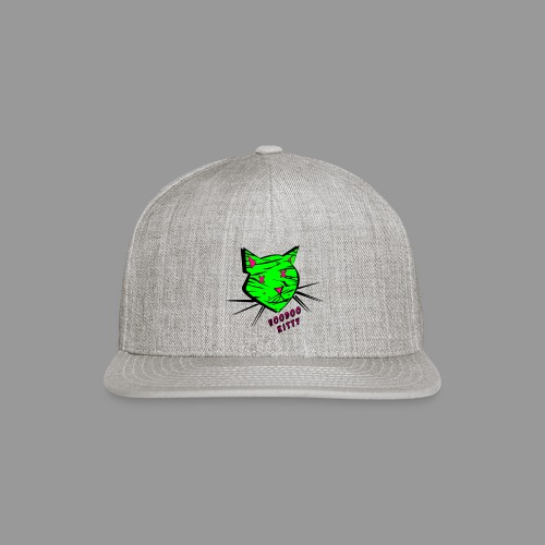 Voodoo Kitty - Snap-back Baseball Cap