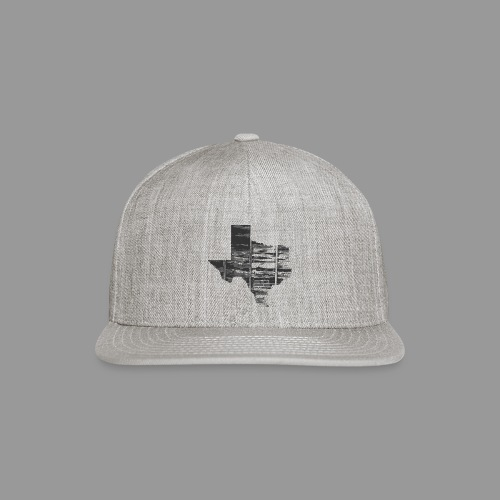 Real Texas - Snap-back Baseball Cap