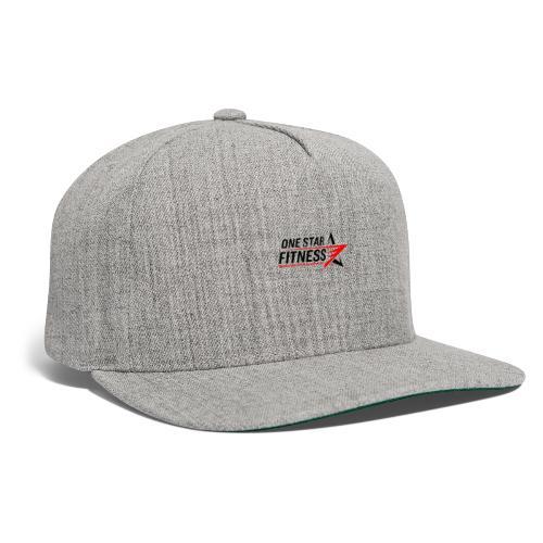 Logo #1 - Snapback Baseball Cap
