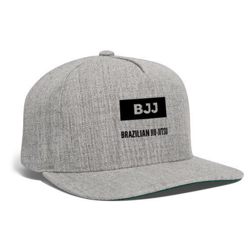 BJJ Brazilian Jiu-Jitsu - Snapback Baseball Cap