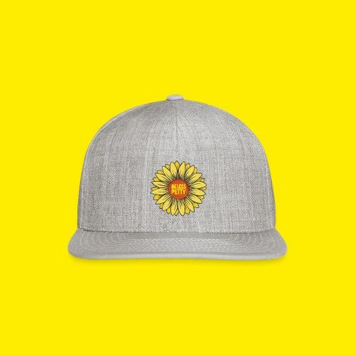 PETTY SUNFLOWER - Snap-back Baseball Cap