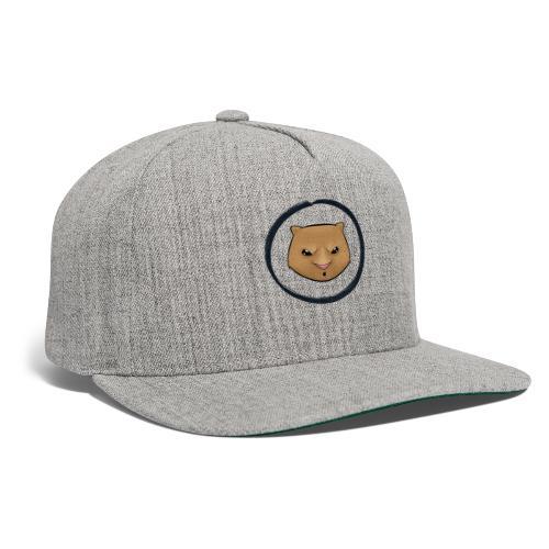 Lethal Wombat - Snapback Baseball Cap