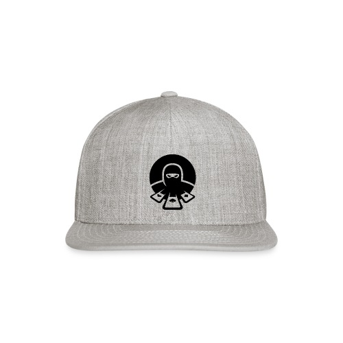 Nertz Master Icon Midnight - Snapback Baseball Cap