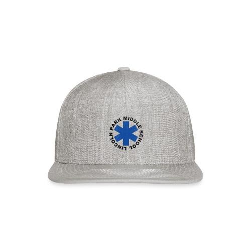 Blue Hot - Snapback Baseball Cap