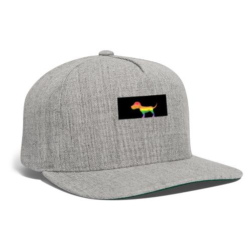 Gay dog - Snapback Baseball Cap