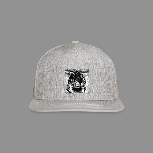 Crawl - Snap-back Baseball Cap