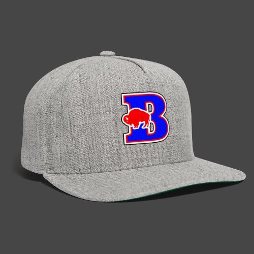 B BUFFALO - Snapback Baseball Cap
