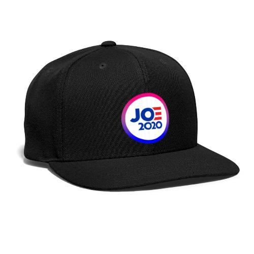 JOE 2020 White - Snap-back Baseball Cap