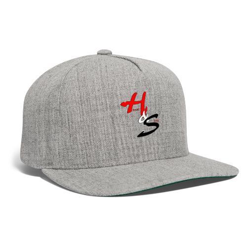Heart & Soul Concerts Official Brand Logo II - Snapback Baseball Cap