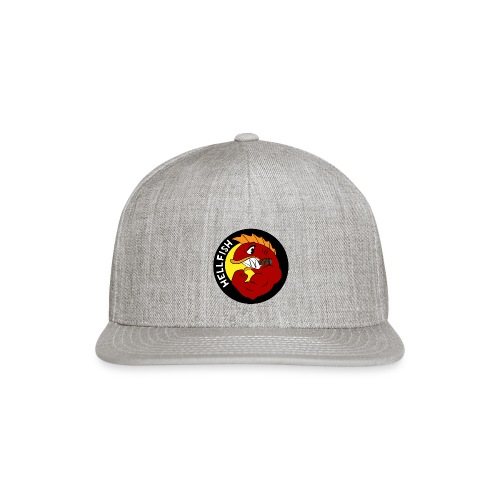 Hellfish - Flying Hellfish - Snap-back Baseball Cap