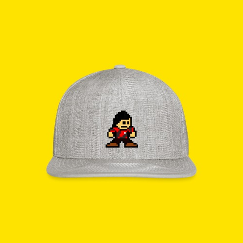 Kuna Mega Man Logo Unisex Tie-Die - Snap-back Baseball Cap