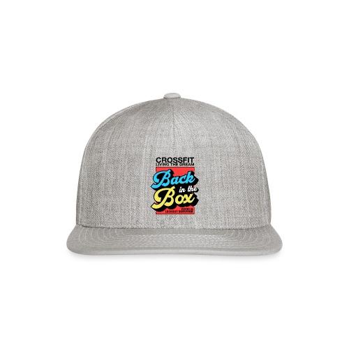 Back in the Box - Snap-back Baseball Cap