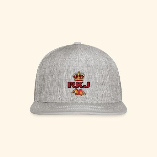RKJ2 - Snap-back Baseball Cap